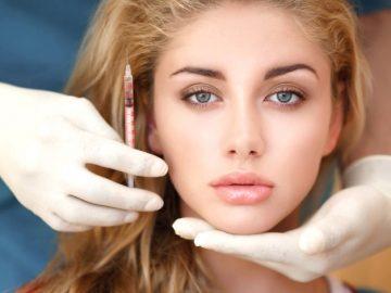 Инъекции красоты ботулотоксина (Ботокс, Диспорт)