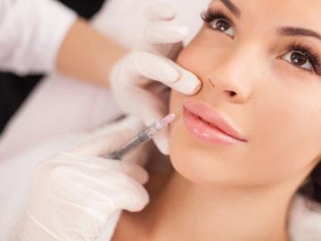 Инъекционная контурная пластика лица и губ
