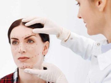 Ринопластика с коррекцией костных структур носа