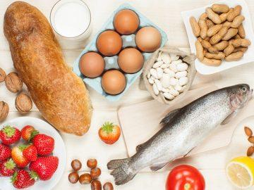 Пищевая аллергия (истинная и псевдоаллергическая реакция)